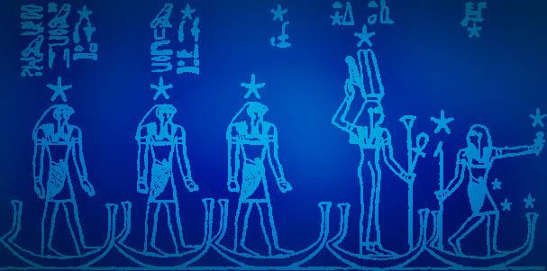 Сириус — олицетворение богини Соптет у древних египтян