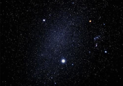 Двойная звездная система Сириус